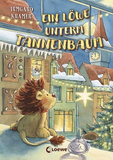 Bilderbuch Tannenbaum.Ein Löwe Unterm Tannenbaum Weihnachtsbücher Books To Read Books