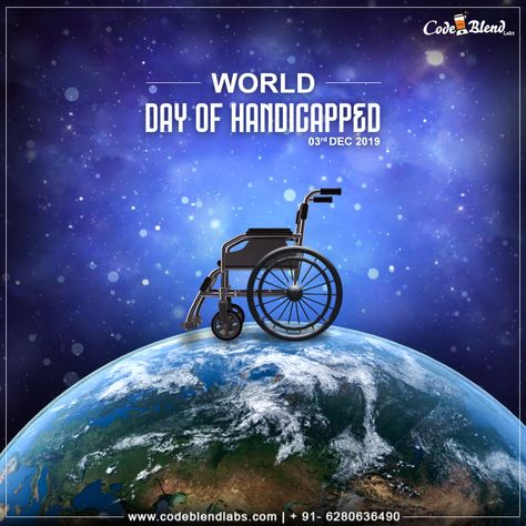 World Handicapped Day