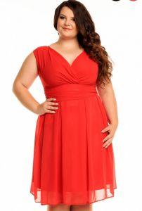 19 Vestidos Rojos Para Gorditas Dresses Plus Size Dresses