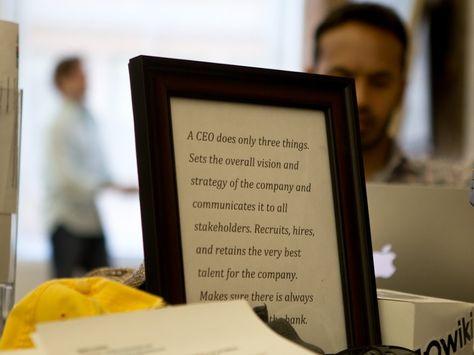 CEO job description Solving World Problems Pinterest Job - ceo job description