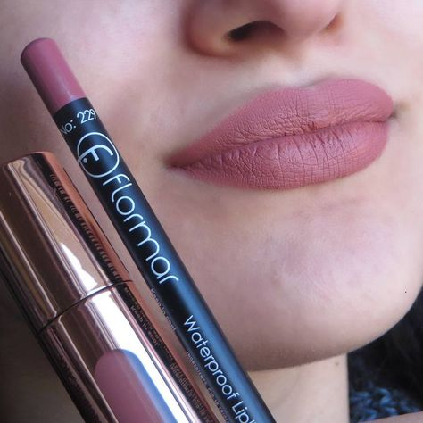 Mulpix Mein Lieblingsflormar 02 Tender Terra Liquid Matte Lipstick