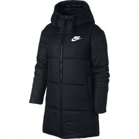 Nike Sportswear Reversible Parka dames black   Nike ...