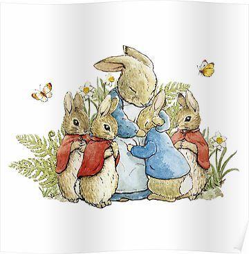 Peter Rabbit Mini In 2020 Peter Rabbit Illustration Beatrix Potter Illustrations Peter Rabbit And Friends