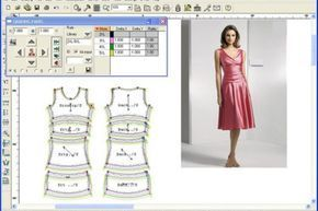 Fashion Designing Software Online Free Fashion Design Software Pattern Making Software Clothing Design Software