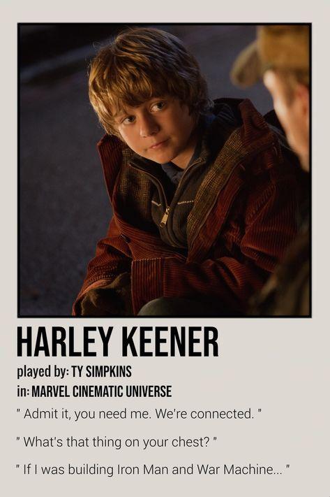 Harley Keener