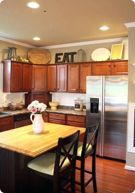 Cool Furniture Kitchen Cabinets Decorating Ideas Contemporary