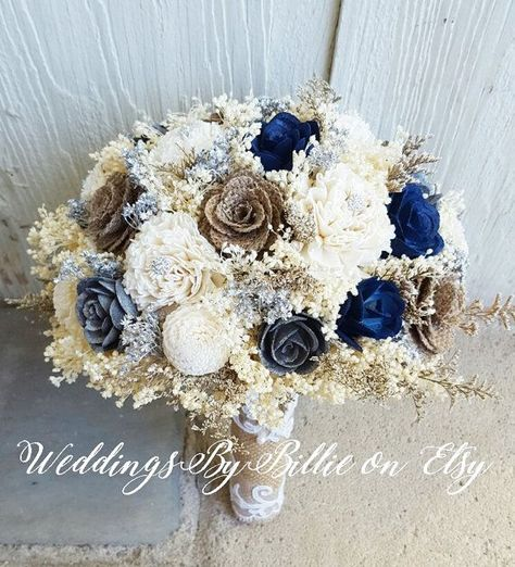 List Of Pinterest Babies Breath Bouquet Bridesmaids Navy Blue