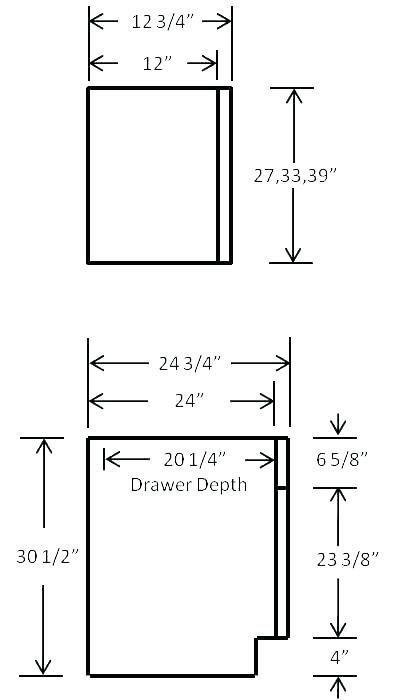 Sensational Standard Kitchen Cabinet Dimension Standard Cabinet Widths Home Remodeling Inspirations Genioncuboardxyz