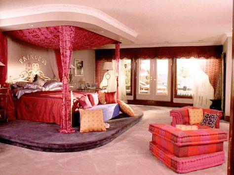 regina george bedroom - Google Search