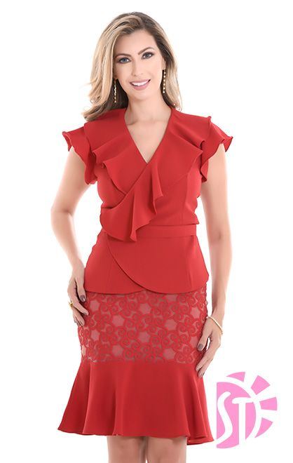 a71dd963d Moda Evangelica - CONJUNTO FEMININO EVANGÉLICO SOL DA TERRA 04261   a  rochii   Modelos de vestidos evangelicos, Vestidos de festa vintage e Moda  evangelica