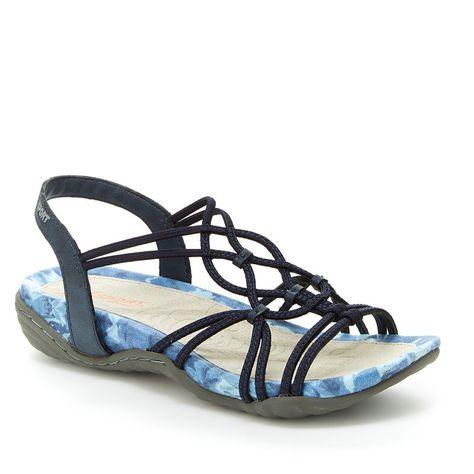 1875560f25d J Sport By Jambu Womens April Strap Sandals