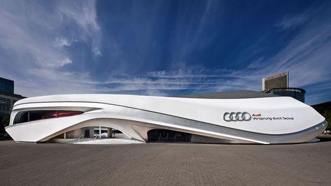 Audi - Trade show exhibition IAA 2011 | KMS TEAM -  - #Audi