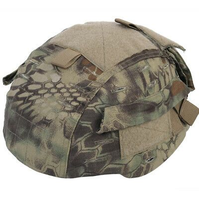 Emerson Tactical Airsoft Military Helmet Cover for MICH 2002 ACH Helmet HLD Camo