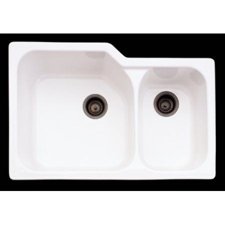 12 Best Fireclay Kitchen Sinks Plus 1 To Avoid 2020 Buyers Guide Sink Kitchen Sink Rustic Kitchen Sinks