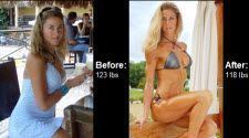 Read on to learn how Belinda Benn shed the fat! | The Weigh We Were