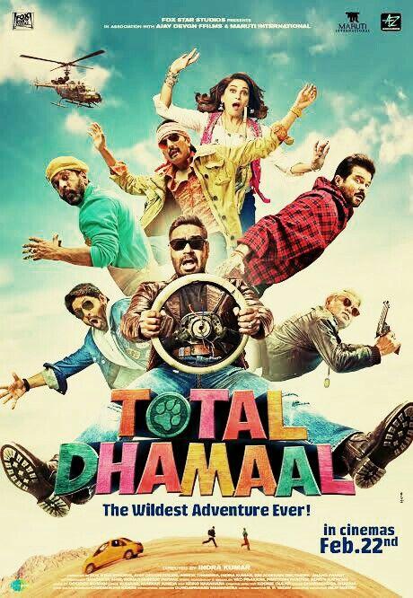 total dhamaal full movie watch free online