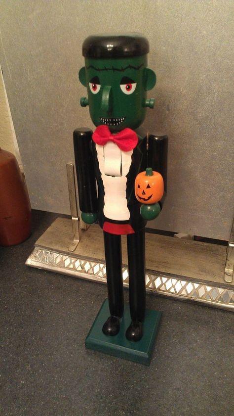 Frankenstein Nutcracker Halloween