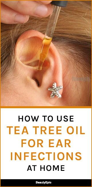 Tea Tree Oil For Ear Infection Oils For Ear Infection Tea Tree Oil Tree Oil