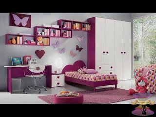 صور سرير بنات مودرن بالوان بناتي روعة وجديدة 2021 Kids Room Design Room Kids Room