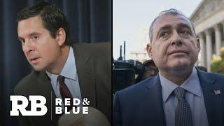 """House Democrats have released their findings from the impeachment investigation into President Trump's dealings with the Ukranian government. CBS News' chief Washington correspondent Major Garrett, Washington Post congressional reporter Mike DeBonis, and Kim Wehle, a CBS News legal analyst and law professor at the University of Baltimore, spoke to CBSN's """"Red & Blue"""" about the new...    #cbsn #redandblue #politics #housedemocrats #impeachmentreport #giuliani #presidenttrump #devinnunes"""