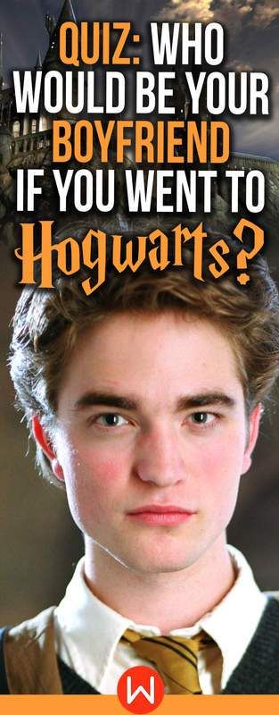 Harry Potter Quiz Who Would Be Your Boyfriend If You Went To Hogwarts Harry Potter Ron Harry Potter House Quiz Harry Potter Ron Weasley