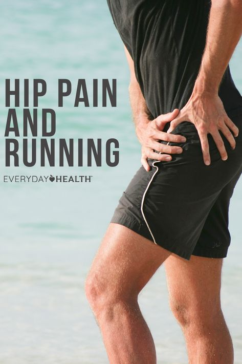 You don't have to be a professional athlete or a world-class Olympian to feel what running can do to your hips. Many runners experience hip strain from overuse, but there's a remedy for this common injury — and it involves exercise.