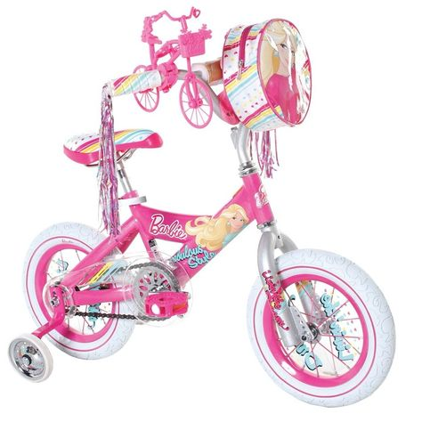 08fd746c209 Dynacraft Barbie Pink 12-inch Bicycle | Products