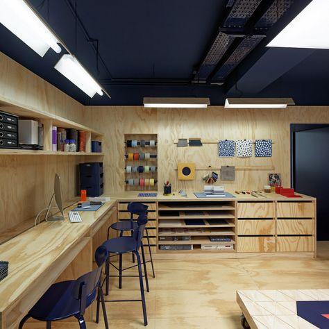 Atelier Tarkett Showroom and Office - Paris - Office Snapshots