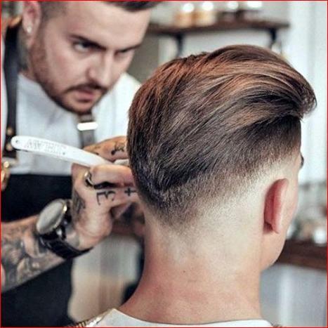 35 Der Top Manner Fades Haarschnitte Frisuren 2018 2019 Neue Frauen Frisuren Fade Haarschnitte Fur Herren Haarschnitt Lange Haare Manner