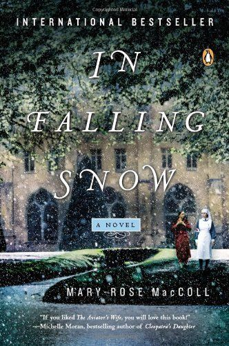 In Falling Snow by Mary-Rose MacColl, Iris is getting old. A widow, her days are spent living quietly and worrying about her granddaughter, Grace, a headstrong young doctor. It's a small sort of life. But one day Iris receives something unexpected in the post - an invitation to a WWI reunion in France. Determined to go, Iris is overcome by memories of the past and of her journey to France in 1914...