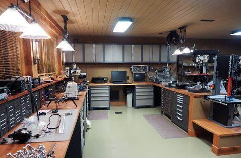 Storage Ideas For Garage Workshop