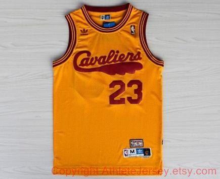 8672fcf635f Cheap Men  s  23 LeBron James Cavaliers Jersey – Nike NBA Swingman ...