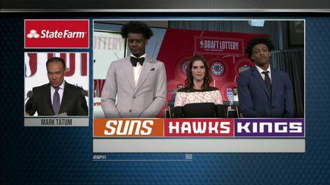 NBA Draft Lottery 2018   May 15 2018  #nba