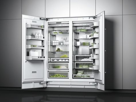 Nouveaux Refrigerateurs Gaggenau Vario Serie 400 Buanderie Pinterest