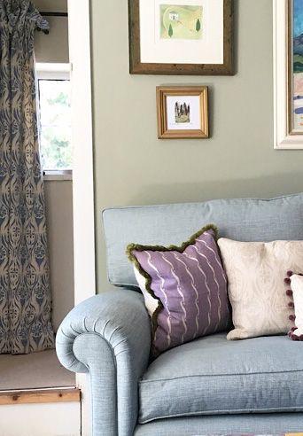 Pippa Blacker Interiors Design Beautiful Fabrics And Soft