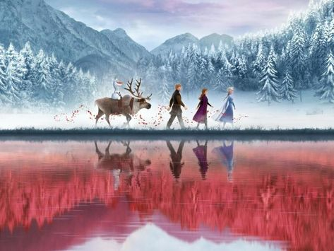 Frozen 2 Movie Wallpaper, HD Movies 4K Wallpapers, Images, Photos and Background - Wallpapers Den