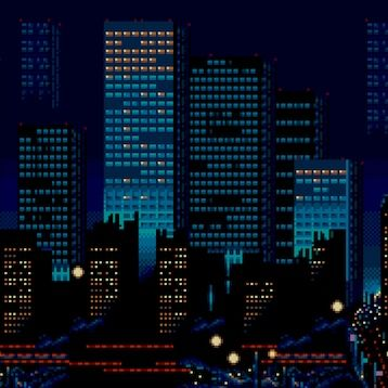 Streets Of Rage Scrolling City Wallpaper Engine Free City Wallpaper Wallpaper Free Wallpaper
