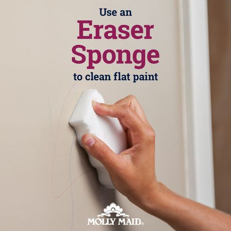 How To Clean flat Paint Walls Without Leaving Smudges