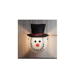 The Holiday Aisle Santa S Galvanized Sleigh Wayfair Porch Light Covers Christmas Mantle Decor Holiday