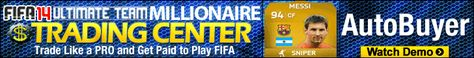 Ultimate Players Game Guides: Fifa Ultimate Team Millionaire Trading Centre