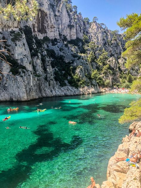 Epingle Par Clo Sur Nature En 2020 Calanques De Marseille Photo