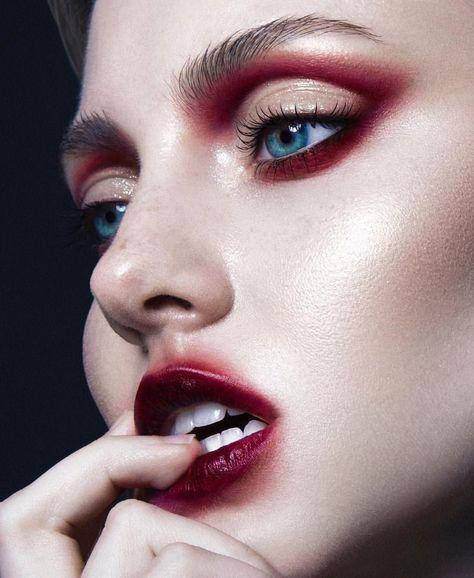 Pin by Kira Lima-Bean on Makeup <3 | Fashion editorial makeup ...