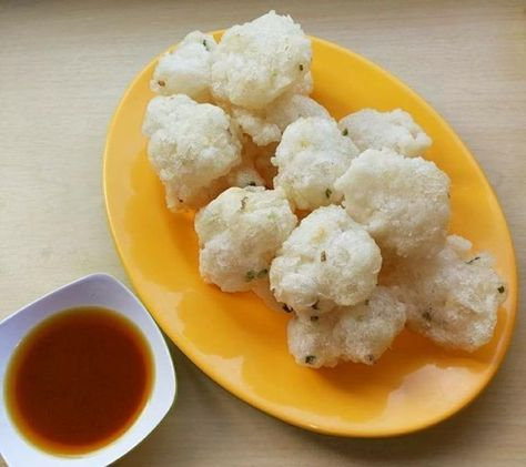 Resep Cireng Salju Asli Enak Step By Step Oleh Maccby Kitchen Resep Resep Resep Masakan Penataan Makanan