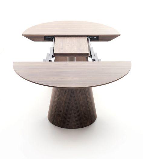 Tavolo In Legno Quadrato Allungabile.Extensible Table Rondo Tavolo Rotondo Allungabile Tavolo Tondo