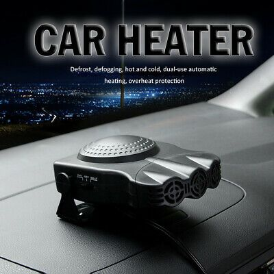 Ad Ebay Link 12v Dc Car Auto Portable Electric Heater Heating