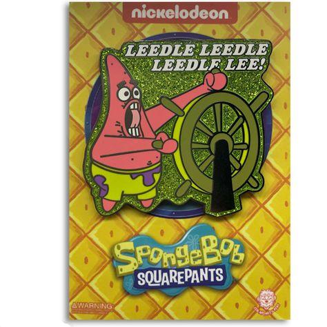Zen Monkey: Leedle Leedle Leedle Lee!(SpongeBob Meme Collection) - Spongebob Squarepants Pin