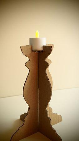Beautiful Chandelier En Carton Gallery - Transformatorio.us ...