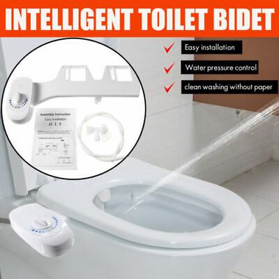 Advertisement Bidet Sprayer For Toilet Seat Attachment Beday