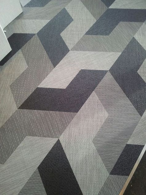 A smooth bolon floor such as this one would be suitable for an area with a hard floor surface such as the kitchen.
