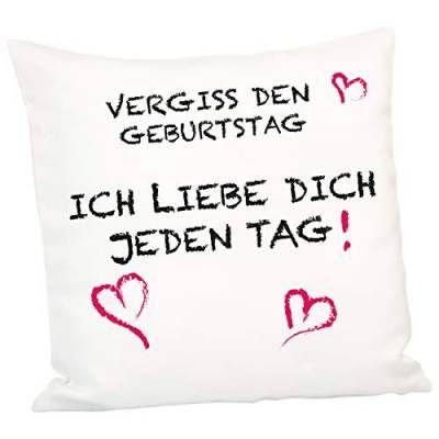 Schoenes Freund Kissen 4 Pillow Kissen Geburtstag Liebe Und